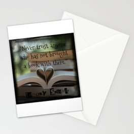 Trust Books Stationery Cards