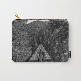 Vance Creek Bridge, Shelton, WA Carry-All Pouch