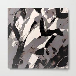 Organic No.2 #abstract #muted #society6 #artprints Metal Print