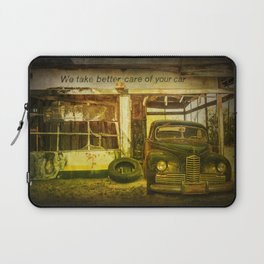 We take Better Care of Your Car Laptop Sleeve