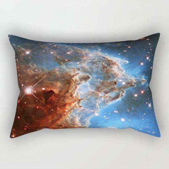Monkey Head Nebula Rectangular Pillow