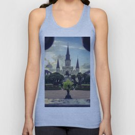 Through the Iron Gates Unisex Tank Top
