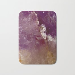 Purple Amethyst Bath Mat