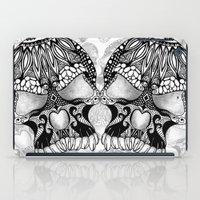 sugar skull iPad Cases featuring Sugar Skull.  by Digi Treats 2