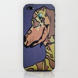 Charlie Rex Boomerang iPhone Skin