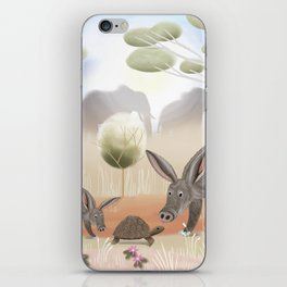 Aardvark iPhone Skin
