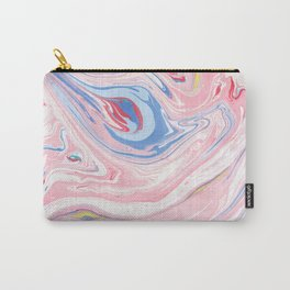 Marble Pattern-v2 Carry-All Pouch