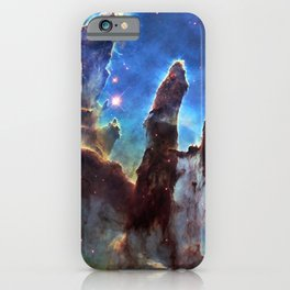 Pillars of Creation #2 iPhone Case