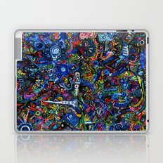Village in the Sky Laptop & iPad Skin