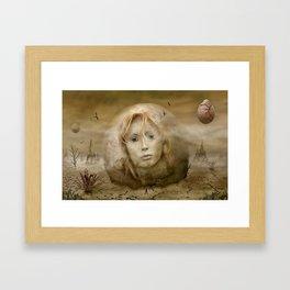 Vanja Framed Art Print