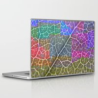 leaf Laptop & iPad Skins featuring Leaf  by Latidra Washington
