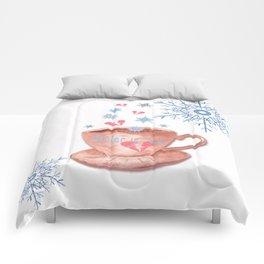 Love Winter Comforters