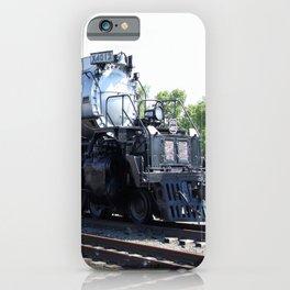 Big Boy - Steam Engine  iPhone Case