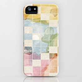 Watercolor I iPhone Case