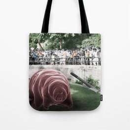Microscopic Observation  Tote Bag