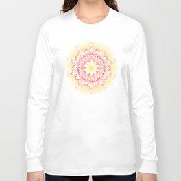 Eternal Love Mandala Long Sleeve T-shirt