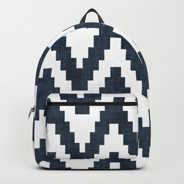 Twine in Navy Blue Backpack