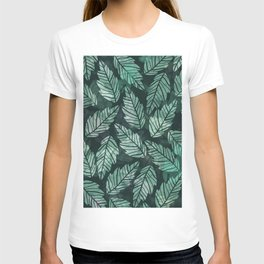 Colorful leaves IV T-shirt