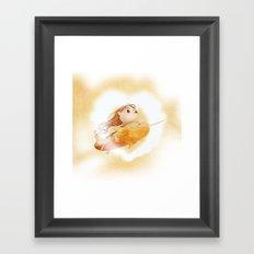 Narwhal Framed Art Print