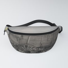 Left Behind - An Old Wagon Fanny Pack