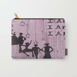 Under The Bell Jar  Carry-All Pouch