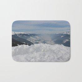 Wunderfull Snow Mountain(s) 5 Bath Mat