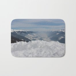 Wunderfull Snow Mountain(s) 5 Bath Mat