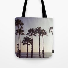San Clemente Sunset 2 Tote Bag