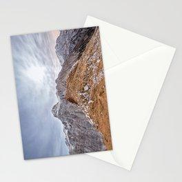 mountain landscape 7 Stationery Cards