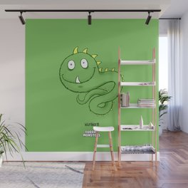 Whipilworm Wall Mural
