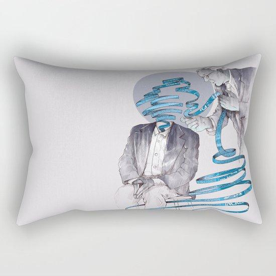 Mind Reader Rectangular Pillow