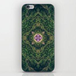 Underbrush iPhone Skin