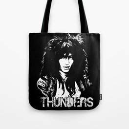 Johnny Thunders Tote Bag