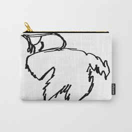 Ghost David Carry-All Pouch