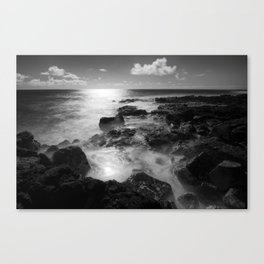 Shores Canvas Print