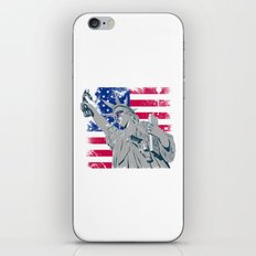 freedom... iPhone & iPod Skin