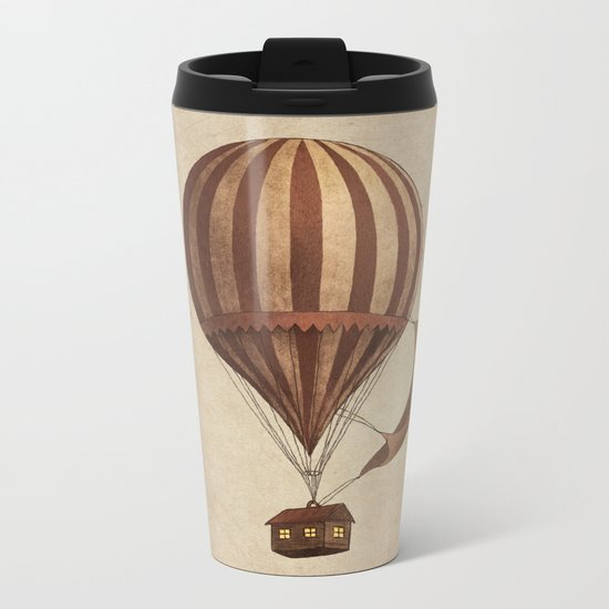 Departure Metal Travel Mug