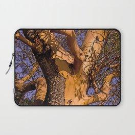 MADRONA TREE TORSO Laptop Sleeve