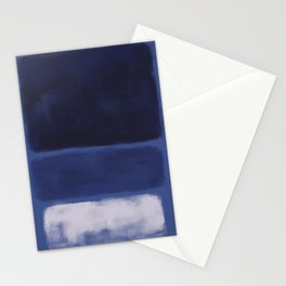 Rothko Inspired #26 Stationery Cards