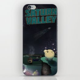 Earthbound - Greetings From Saturn Valley iPhone Skin