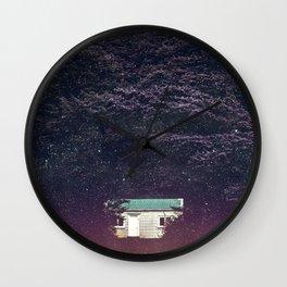 Tea party at 03:00 am Wall Clock