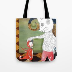 Little Red Riding Hood II Tote Bag