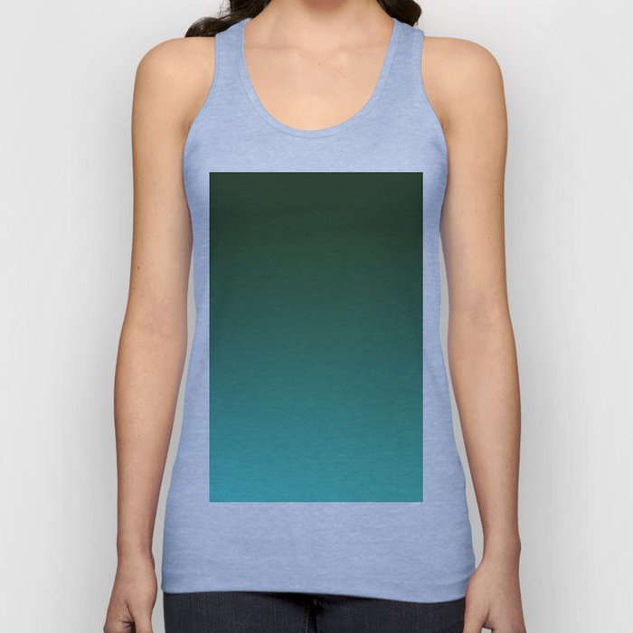SHADOWS AND COUNTERPARTS - Minimal Plain Soft Mood Color Blend Prints Unisex Tank Top