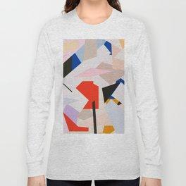 Abstract 41 Long Sleeve T-shirt