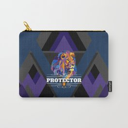 Protector: Lion Carry-All Pouch