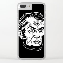 Truth Clear iPhone Case