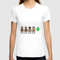 ghostbusters T-shirts featuring Ghostbusters by Pixel Icons