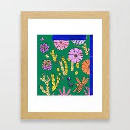 Baja California Framed Art Print