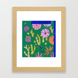 Baja California Framed Art Print