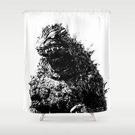 Catch 'em All Shower Curtain